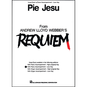 Pie Jesu (from Requiem)