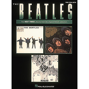 The Beatles - The Next Three Albums