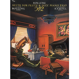 Suite for Flute and Jazz Piano Trio No. 2