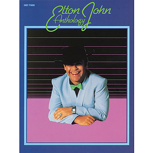 Elton John Anthology - Easy Piano