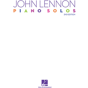 John Lennon Piano Solos - 2nd Edition