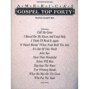 America's Gospel Top Forty