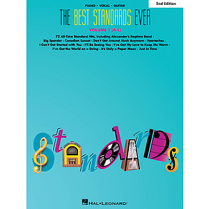 The Best Standards Ever Volume 1 (A-L) - 2nd Edition