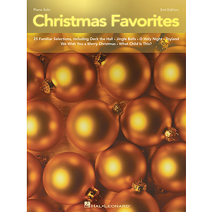 Christmas Favorites - 2nd Edition