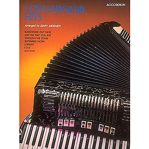 Contemporary Hits for Accordian