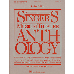 The Singer's Musical Theatre Anthology Volume 1