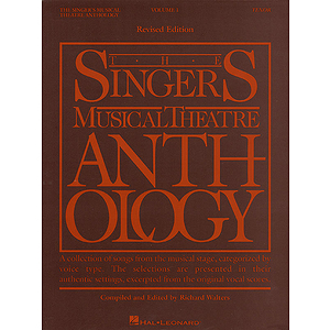 The Singer's Musical Theatre Anthology - Volume 1, Revised