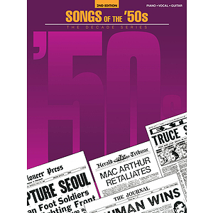 Songs of the 1950's
