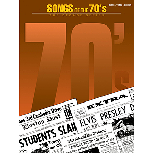 Songs of the 1970's
