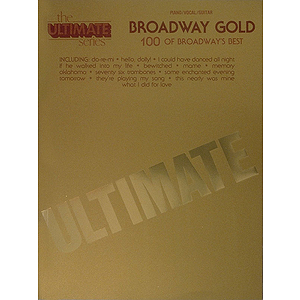 Ultimate Broadway Gold