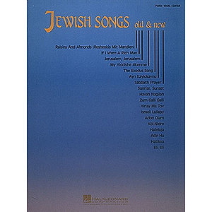 Jewish Songs Old And New