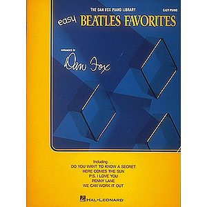 Beatles Easy Favorites