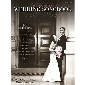 The New Complete Wedding Songbook
