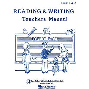 Reading & Writing - Teacher's Manual Books 1 and 2
