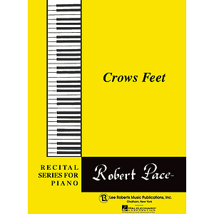 Recital Series For Piano, Yellow (Book II) Crows Feet