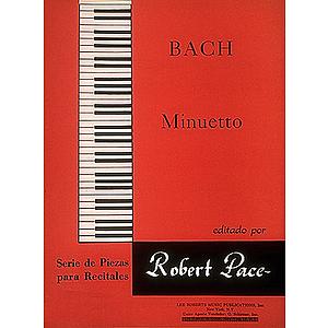 Minuetto Serie De Piezas Para Recitales Red - (Sheet Music in Spanish)