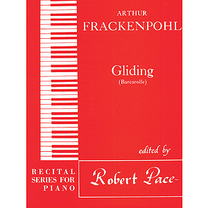 Gliding Recital Series For Piano Book 3 Red