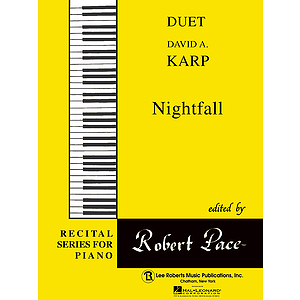 Duets, Green (Book IV) - Nightfall