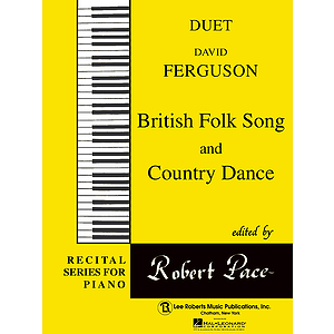 Duets, Yellow (Book II) - British Folk Song & Country Dance - Pace Duet Piano Educatio