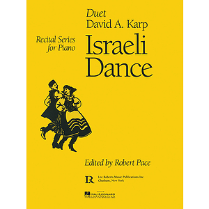 Duets, Yellow (Book II) Israeli Dance