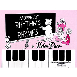 Moppets&#039; Rhythms and Rhymes - Child&#039;s Book
