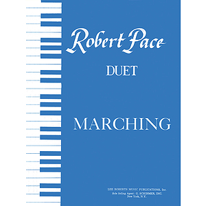 Duets, Blue (Book I) - Marching