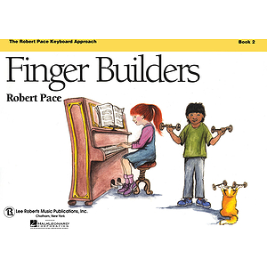 Finger Builders, Book 2