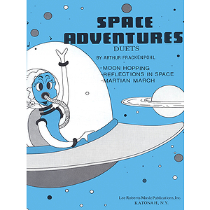 Multi-Level Duets, Space Adventure - Levels II-III,(Moon Hopping, Reflections In Space)