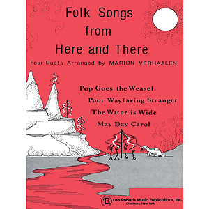 Multi-Level Duets & Folk Songs from Here and There - Levels II-III