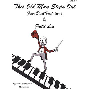 This Old Man Steps Out Level 2 Piano Duets