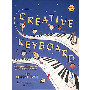 Creative Keyboard - Book 1A