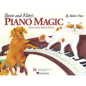 Bosco and Kitty's Piano Magic