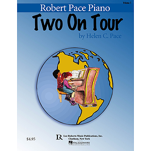 Two On Tour Book 1