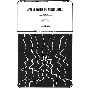 Give a Faith to Your Child