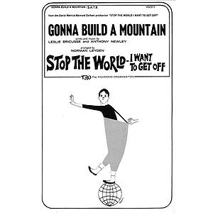 Gonna Build A Mountain