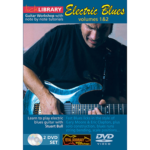 Electric Blues - Volumes 1 & 2 (DVD)