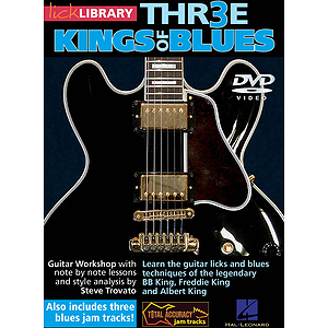 Three Kings of Blues (DVD)