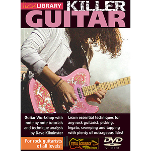Killer Guitar (DVD)