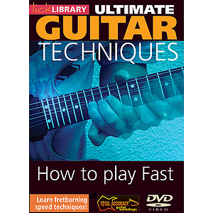How to Play Fast - Volume 1 (DVD)