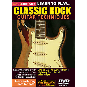 Learn to Play Classic Rock (DVD)