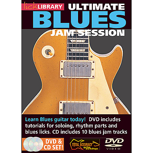 Ultimate Blues Jam Session (DVD)