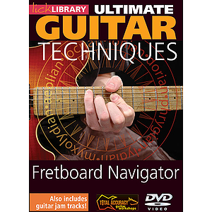 Fretboard Navigator - Volume 1 (DVD)