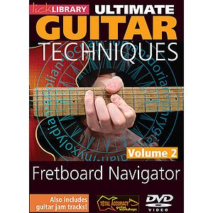 Fretboard Navigator - Volume 2 (DVD)