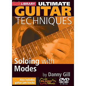 Soloing with Modes (DVD)