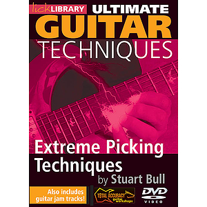 Extreme Picking Techniques (DVD)