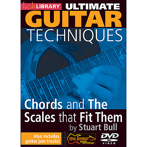 Chords and the Scales That Fit Them (DVD)