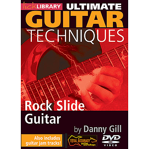 Rock Slide Guitar (DVD)