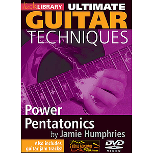 Power Pentatonics (DVD)