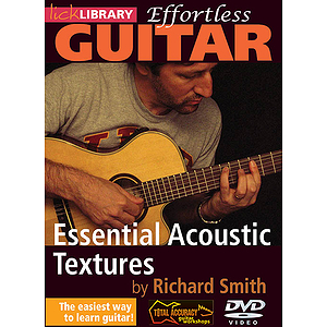 Essential Acoustic Textures (DVD)