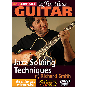Jazz Soloing Techniques (DVD)